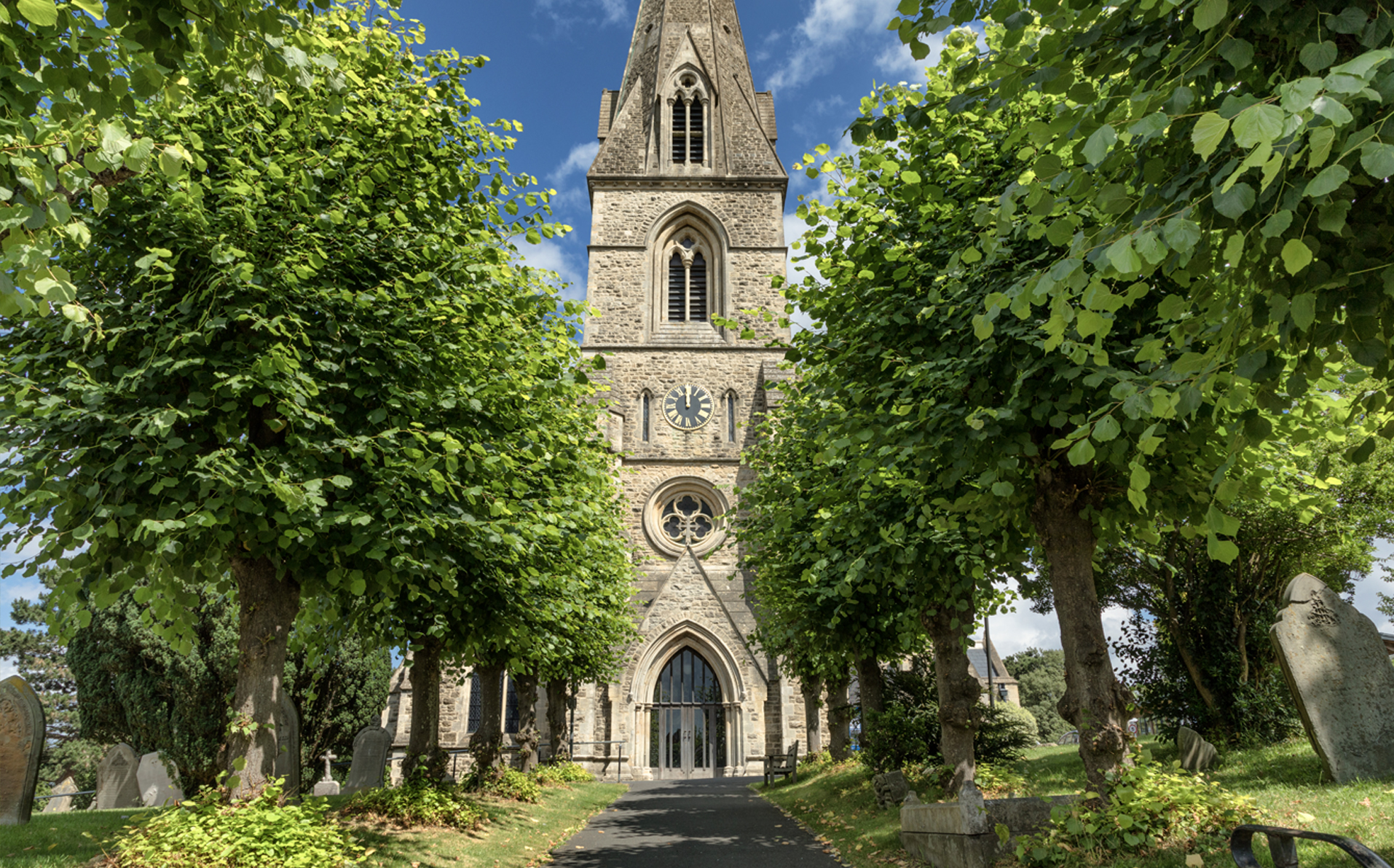 Visit Swindon Christ Church