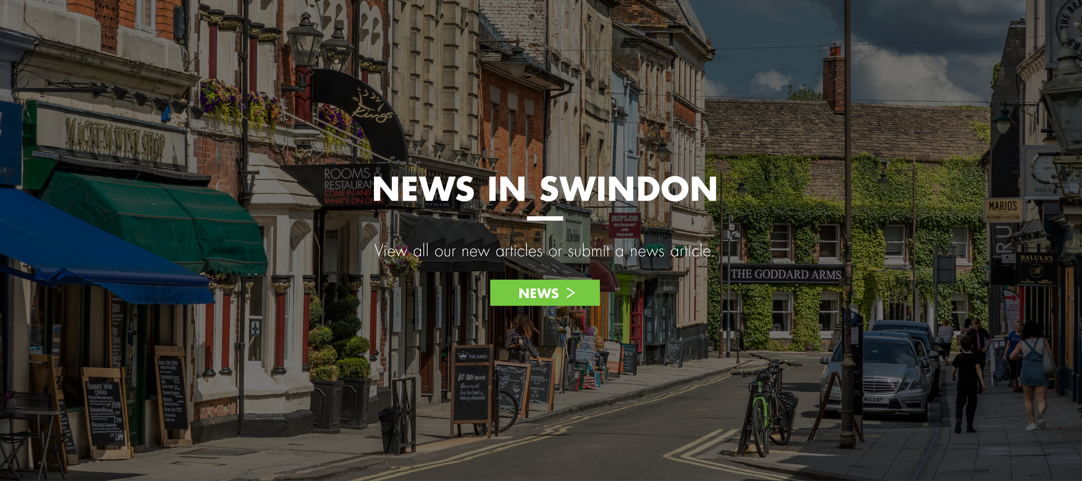 News In Swindon